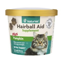 Hairball Aid Cat Soft Chews 50ct