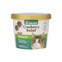 Cranberry Relief Plus Echinacea Cat Soft Chews 60ct