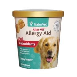 Aller-911 Allergy Aid Dog Soft Chews 70ct