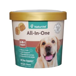 All-In-One Dog Soft Chews 60ct
