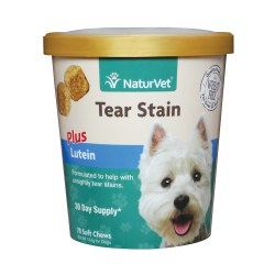 Tear Stain Supplement Dog and Cat Soft Chews 70ct