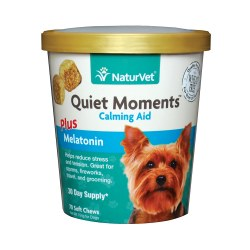 Quiet Moments Dog Soft Chews 70ct