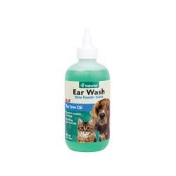Ear Wash Liquid With Tea Tree Oil 8oz