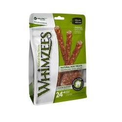 Veggie Sausage Dental Dog Treat Small 28ct Bag