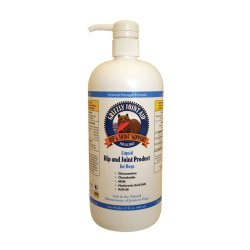 Liquid Hip & Joint Aid Dog Food Supplement 32oz