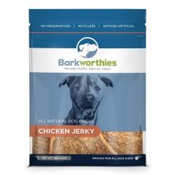 Chicken Jerky Dog Treat 4oz