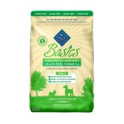 Grain Free Lamb & Potato Recipe Dry Dog Food 22lb