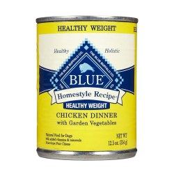 Homestyle Chicken Dinner Recipe Healthy Weight Canned Dog Food 12.5oz