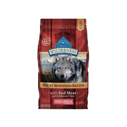 Rocky Mountain Red Meat Recipe Small Breed Dry Dog Food 10lb