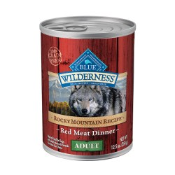 Rocky Mountain Red Meat Dinner Canned Dog Food 12.5oz