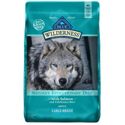 Salmon Recipe Large Breed Dry Dog Food 24lb