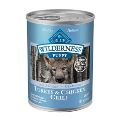 Turkey & Chicken Grill Canned Puppy Food 12.5oz
