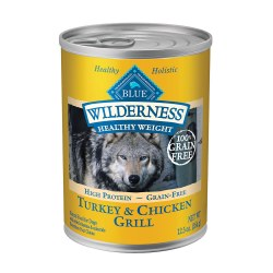 Healthy Weight Turkey & Chicken Grill Canned Dog Food 12.5oz