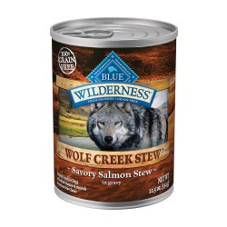 Wolf Creek Savory Salmon Stew Canned Dog Food 12.5oz