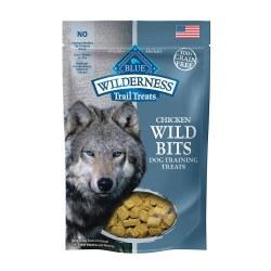 Trail Treats Wild Bites Chicken Dog Treats 4oz