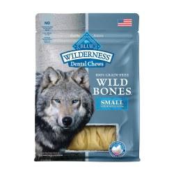 Wild Bones Dental Dog Chews Small