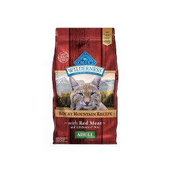 Rocky Mountain Red Meat Recipe Dry Cat Food 4lb