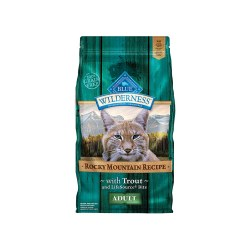 Rocky Mountain Trout Recipe Dry Cat Food 4lb
