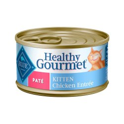 Healthy Gourmet Chicken Entrée Canned Kitten Food 3oz