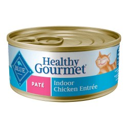 Healthy Gourmet Indoor Chicken Entrée Canned Cat Food 5.5oz