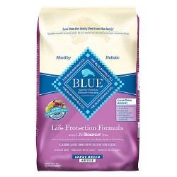 Lamb & Brown Rice Recipe Large Breed Dry Dog Food 30lb
