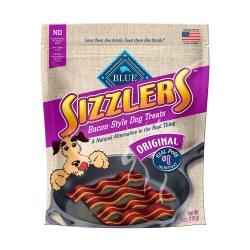 Sizzlers Bacon-Style Dog Treats 6oz