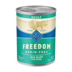 Lamb Recipe Canned Dog Food 12.5oz