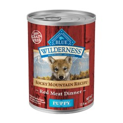 Rocky Mountain Red Meat Dinner Canned Puppy Food 12.5oz
