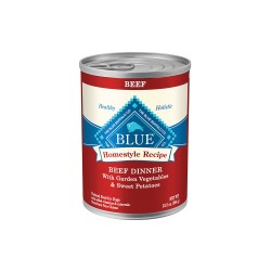 Homestyle Beef Dinner Recipe Canned Dog Food 12.5oz
