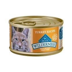 Turkey Recipe Canned Cat Food 3oz