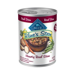 Hearty Beef Stew Canned Dog Food 12.5oz