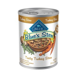 Tasty Turkey Stew Canned Dog Food 12.5oz