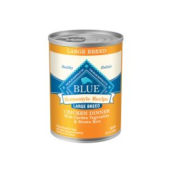 Homestyle Chicken Dinner Recipe Large Breed Canned Dog Food 12.5oz