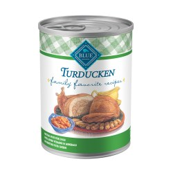 Family Favorite Turducken Canned Dog Food 12.5oz
