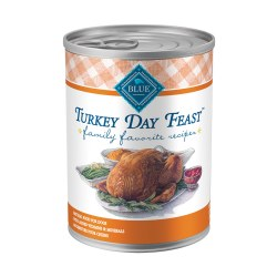 Family Favorite Turkey Day Feast Canned Dog Food 12.5oz