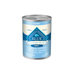 Homestyle Chicken Dinner Recipe Canned Puppy Food 12.5oz