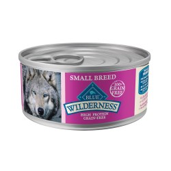Turkey & Chicken Grill Small Breed Canned Dog Food 5.5oz