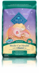 Multi-Cat Health Dry Cat Food 15lb
