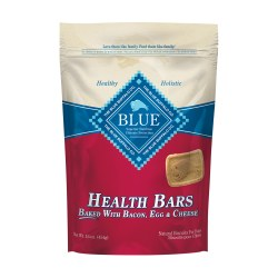 Health Bars Bacon, Egg & Cheese Dog Biscuits 16oz