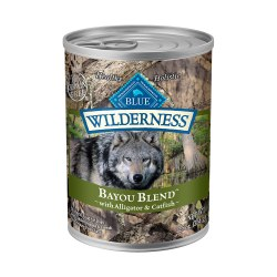 Bayou Blend Canned Dog Food 12.5oz