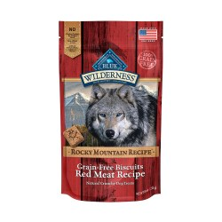 Rocky Mountain Red Meat Recipe Dog Biscuits 8oz