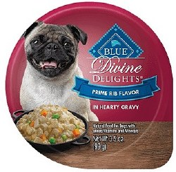 Divine Delights Prime Rib Canned Dog Food 3.5oz