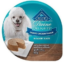 Divine Delights Grilled Chicken Canned Dog Food 3.5oz