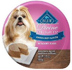 Divine Delights Angus Beef Canned Dog Food 3.5oz