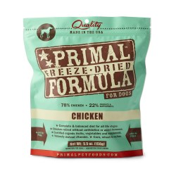 Nuggets Chicken Formula Raw Freeze Dried Dog Food 5.5oz