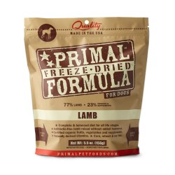 Nuggets Lamb Formula Raw Freeze Dried Dog Food 5.5oz