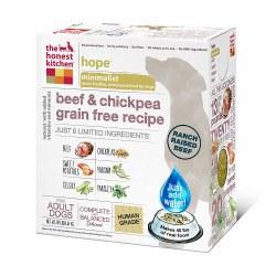 Hope Grain Free Beef & Chickpea Recipe Dehydrated Dog Food 10lb