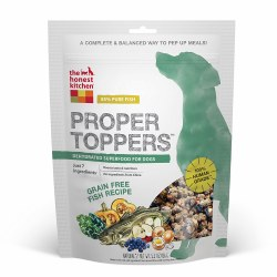 Proper Toppers Grain Free Fish Superfood for Dogs 5.5oz
