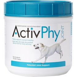 ActivPhy Joint Support Chews Regular 75ct (for dogs >30lb)