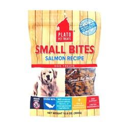 Small Bites Salmon Dog Treats 10.5oz
